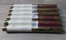 Zoffany Wallpaper 'FIR TREES' - 6 Rolls - PURPLE ZFLW02006 NEW AND UNOPENED