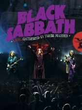 BLACK SABBATH - LIVE...GATHERED IN THEIR MASSES  (DVD + CD)  HEAVY METAL  NEU
