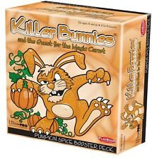 Pumpkin Spice Booster Killer Bunnies Quest For The Magic Carrot PLE49114