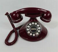 VTG CONAIR PHONE METROPOLIS Push Button Landline Desk Table Top Telephone TESTED