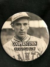 Carl Hubbell Magnet - 1947 Baseball Hall of Fame Induction, Cooperstown - Photo