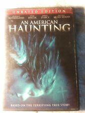 An American Haunting Dvd (Unrated Edition) Based on the terrifying true story.