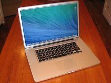 "17"" Apple Macbook Pro 3.06 GHz + 8 GB RAM + Anti-Glare Hi-Res Screen + EXTRAS!!"