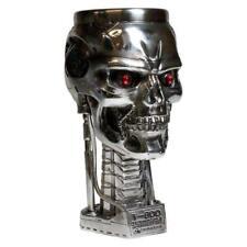 Terminator 2 Head Goblet Mug Cup Fantasy Collectible Science Skull Skeleton