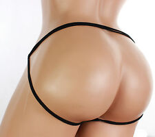 """Sissy Pouch Panties crossdress lace mooning lingerie waist size22""""-44"""" for men"""