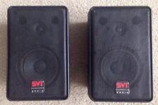 Spectravideo International SVI-Model M-100 Indoor/Ourdoor Speakers (great shape)