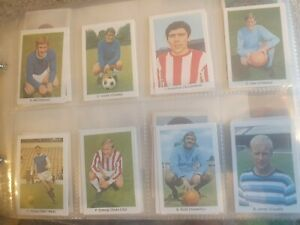 My Favourite Soccer Stars - Buster - Blue Backs - Complete Your Set