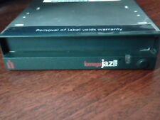 Hard Drive Internal  iomega Jaz V1000SI 1GB LR48922-59 - Black faceplate