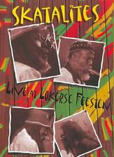 SKATALITES - LIVE AT LOKERSE FEESTEN: 1997 AND 2002 NEW DVD