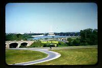 Road Scene in Washington D.C. in 1950's dc, Original Slide aa 4-6a