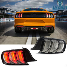 Five Mode LED Sequential Turn Signal Tail Lights For 2015-2018 FORD MUSTANG