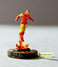 Marvel Heroclix Invincible Iron Man 001a Iron Man Common