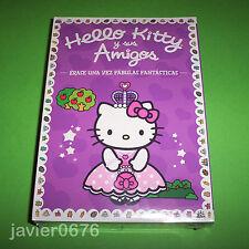 HELLO KITTY Y SUS AMIGOS EN DVD PACK NUEVO Y PRECINTADO 2 DISCOS DVD