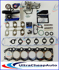 for TOYOTA LANDCRUISER HZJ80 HDJ80R 1HZ TOP KIT GASKETS W/PUMP TIMING KIT