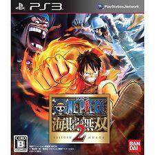 Ps3 One Piece Kaizoku Musou 2 Japan Import Kostenloser Versand