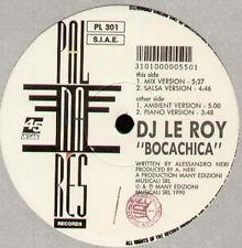 DJ LE ROY - Bocachica - 1990 Palmares Italy - PL 301