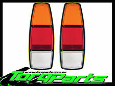 TAILLIGHTS PAIR SUIT WB HOLDEN UTE TAILLAMPS TAIL LIGHTS LAMPS UTILITY