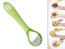 AVOCADOSCHNEIDER DR. AVOCADO METALTEX® Avocadoschäler Avocado schneiden