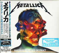 METALLICA-HARDWIRED...TO SELF-DESTRUCT-JAPAN 2 SHM-CD G35
