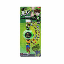 NEW DESIGN BEN 10 KID CHILD ELECTRONIC DIGITAL DISPLAY WRIST WATCH PROJECTOR TOY