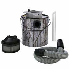 Aspirateur De Cendre Cheminée 1200 Watt 18 Litre 2 Stufiges Système Filtration