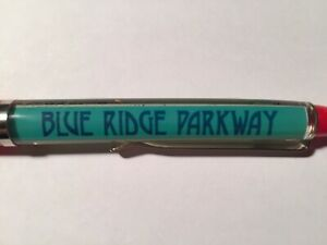 Blue Ridge Parkway Floaty Floating Pen Souvenir Promo Scenic Mountain Drive Bear