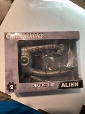 NECA Alien Cinemachines Series 1 Derelict Ship 5-Inch Die-Cast Vehicle [Origin]