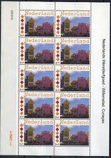 Nederland Vel 2768 Nederlands Werelderfgoed - UNESCO Willemstad, Curaçao