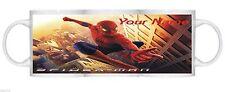 Personalizado Spiderman taza can debe Regalo Ideal ENVÍO RÁPIDO