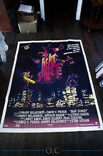 BEAT STREET Harry Belafonte 4x6 ft French Grande Movie Poster Original 1984