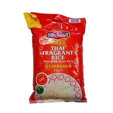 Route de la soie riz thaïlandais parfumé-Sac de 5KG