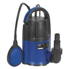 Sealey Low Level 117Ltr/Min Automatic Submersible Flood Clean Water Pump,WPL117A
