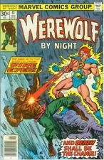 Werewolf by Night # 41 (Don Perlin) (USA, 1976)
