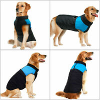 Winter Pet Jacket Clothes Big 10 Small Large Coats Dogs Waterproof Vest Dog Size