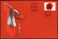 Finland FDC 2009 Flower Rose Blossom Mint