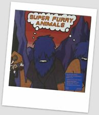 """SUPER FURRY ANIMALS THE INTERNATIONAL LANGUAGE OF VINILE 7"""" PICTURE RSD 2017"""