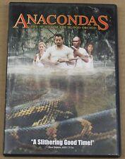 Anacondas DVD Full Screen & Widescreen Versions
