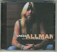 Gregg Allman - One More Try:  An Anthology - Rare OOP 1997 Solo CD- Brothers ABB