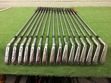 RARE Ben Hogan Golf APEX PC IRON SETS (2) 2-EW Right RH Apex #4 STIFF Mens BLADE