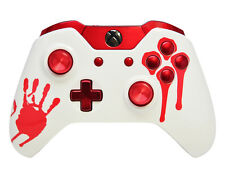 """BLOODY"" XBOX ONE RAPID FIRE CUSTOM MODDED CONTROLLER 40 MODS COD BO3 AW GHOSTS"