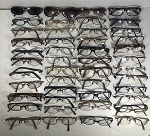 Lot Of 46 Anne Klein  Eyeglasses/Sunglasses EB