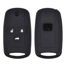 Silicone Key Cover Case For Honda Accord Civic CRV CRZ For ACURA MDX TL TSX ZDX