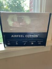 queen size bed sheet set Airfeel Cotton Tan