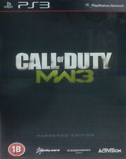 Call of Duty: Modern Warfare 3 Hardened Edition-SteelBook MW3 (PS3) UK PAL