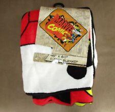 New Iron Fist Superhero Marvel Avengers Gift Plush Fleece Throw Blanket Iron Man