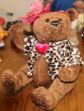 Brown Plush Bear by DanDee