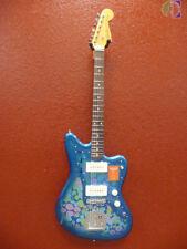 Fender Traditional 60's Jazzmaster Blue Flower, Made in Japan, w/GIgbag