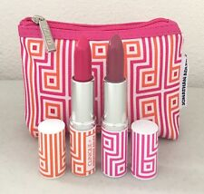 2 X Clinique Pop Lip Colour + Primer- Punch, Plum Pop -Jonathan Adler- Full Size