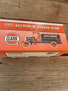 1925 Kenworth Tanker Coin Bank New Ertl