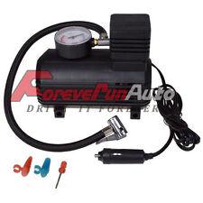New 300 PSI 12V Portable Mini Air Compressor W/Gauge Auto Car Tire Infaltor Pump
